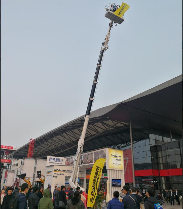 35米蜘蛛车